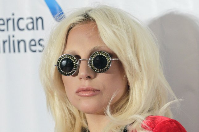 Lady Gaga at the Songwriters Hall of Fame induction ceremony on June 18. The singer stars in a new 'American Horror Story: Hotel' trailer. File photo by John Angelillo/UPI