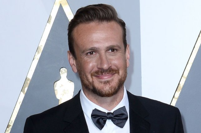 Jason Segel at the Academy Awards on February 28, 2016. File Photo by Jim Ruymen/UPI