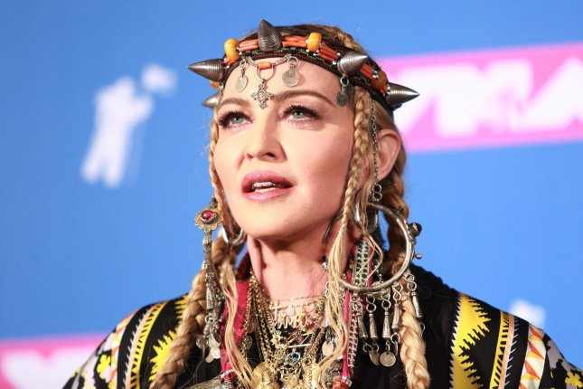 Madonna and Maluma will take the stage at the Billboard Music Awards in May. File Photo by Serena Xu-Ning/UPI