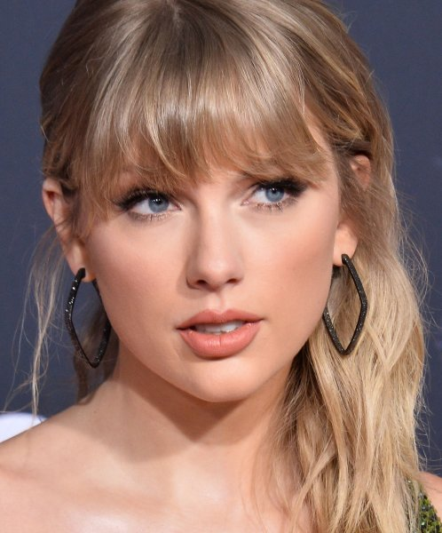 Taylor Swift arrives for the 47th annual American Music Awards at the Microsoft Theater in Los Angeles on November 24. The singer turns 30 on December 13. Photo by Jim Ruymen/UPI