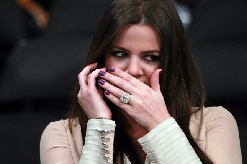 Khloe Kardashian. UPI/Christine Cotter