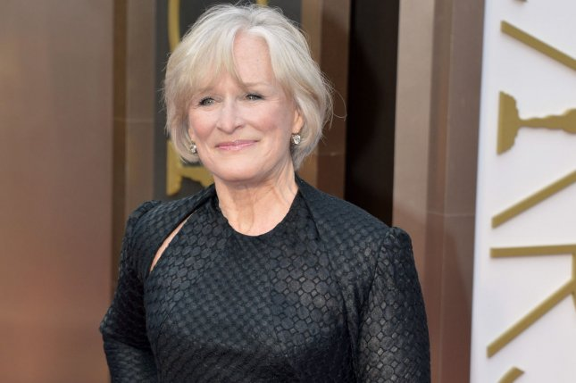 Glenn Close arrives on the red carpet at the 86th Academy Awards at Hollywood & Highland Center in the Hollywood section of Los Angeles on March 2, 2014. UPI/Kevin Dietsch