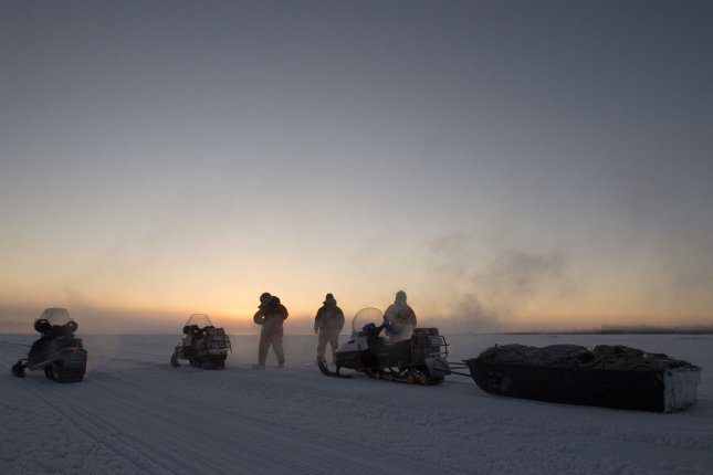 The U.S. government publishes a notice of intent to draft an impact statement on drilling for oil and gas in an Alaskan wilderness area. File Photo by Alejandro Pena/U.S. Air Force/UPI