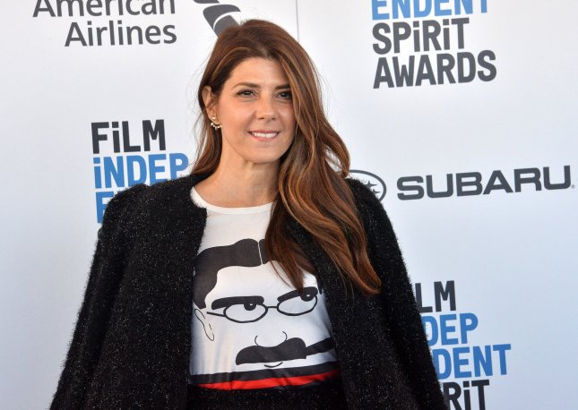 Actress Marisa Tomei is heading back to Broadway this fall in The Roundabout Theatre Company's production of The Rose Tattoo. File Photo by Jim Ruymen/UPI