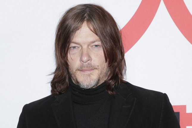 Norman Reedus plays Daryl Dixon on the AMC series The Walking Dead. File Photo by John Angelillo/UPI