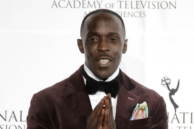 Michael K. Williams has died at the age of 54. File Photo by John Angelillo/UPI