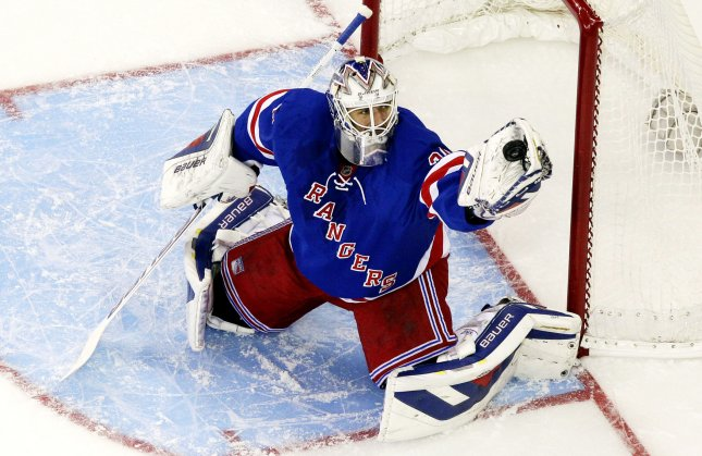 N Y Rangers Goaltender Henrik Lundqvist In Long Contract Extension