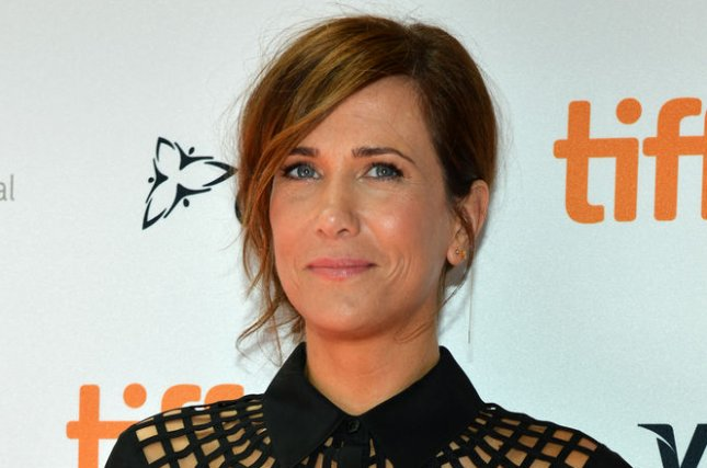 Kristen Wiig arrives for the premiere of 'Hateship Loveship' at the Princess of Wales Theatre during the Toronto International Film Festival in Toronto, Canada on September 6, 2013. UPI/Christine Chew