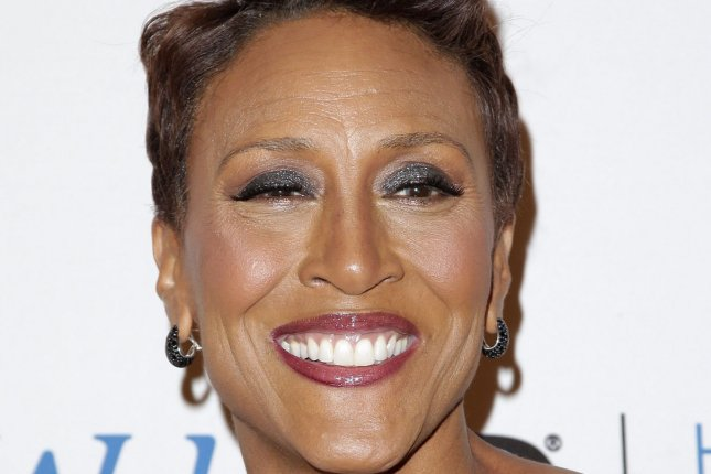 Robin Roberts arrives on the red carpet at the 2014 Health Hero Awards hosted by WebMD at Times Center in New York City on November 6, 2014. UPI/John Angelillo