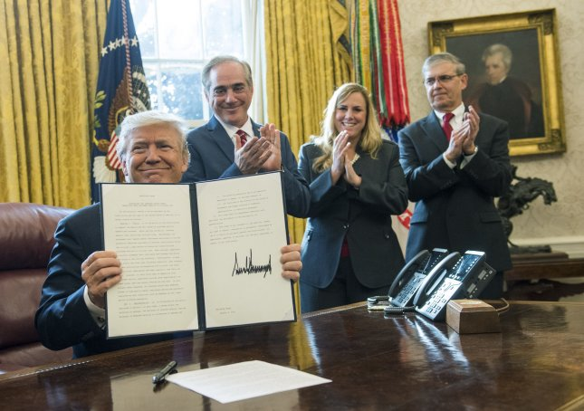 Trump signs order to improve mental health care for new vets