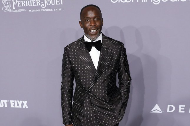 Michael K Williams has landed a role in Netflix's Central Park Five limited series. File Photo by John Angelillo/UPI