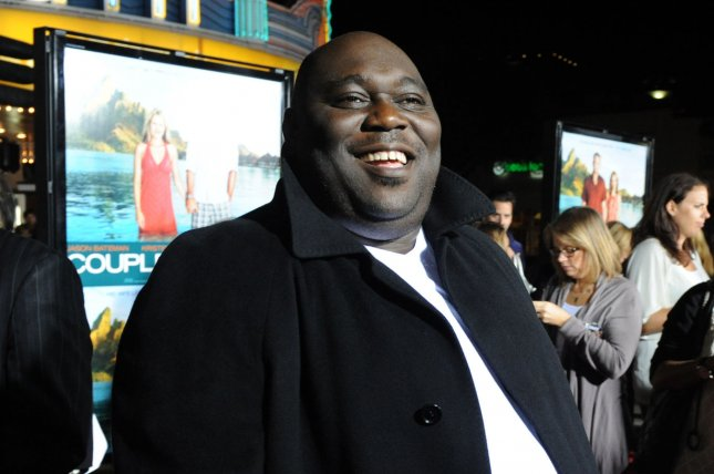 Faizon Love attends the premiere of Couples Retreat on October 5, 2009. Love faces assault charges and could be serving six months in jail if convicted after getting into a fight with an airport valet. File Photo by Jim Ruymen/UPI
