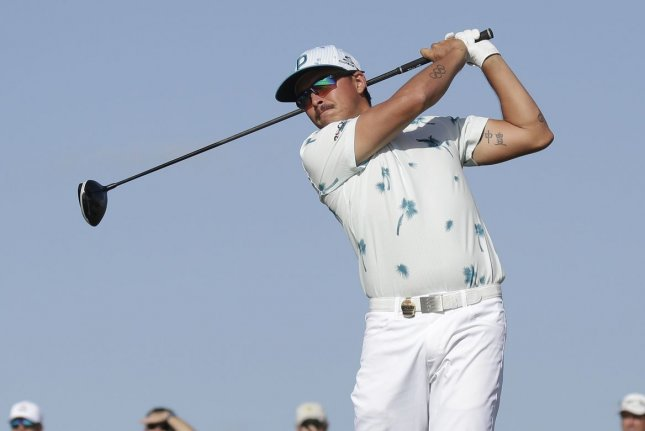 Golfer Rickie Fowler will miss his second major tournament since 2010 after he failed to qualify for the 2021 U.S. Open on Tuesday in Columbus, Ohio. File Photo by John Angelillo/UPI