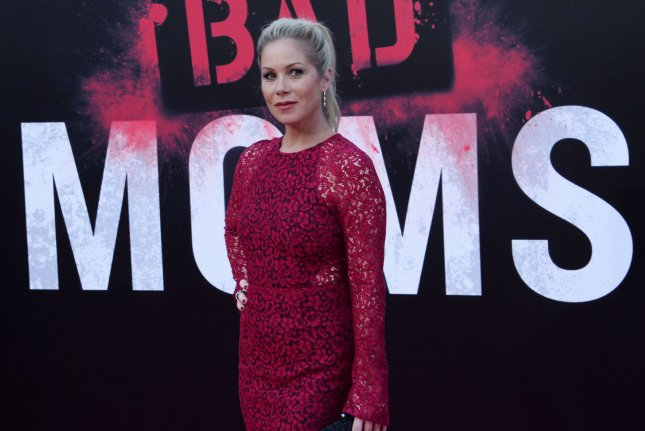 Christina Applegate is set to headline a new Netflix dark comedy series titled Dead to Me. File Photo by Jim Ruymen/UPI