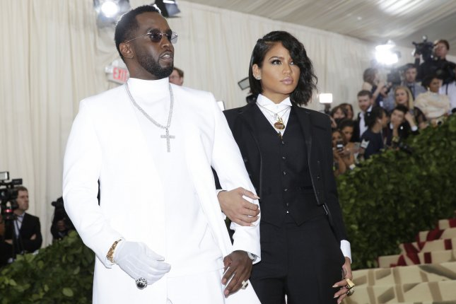 Sean Diddy Combs (L) and Cassie have called it quits after several years of dating. File Photo by John Angelillo/UPI