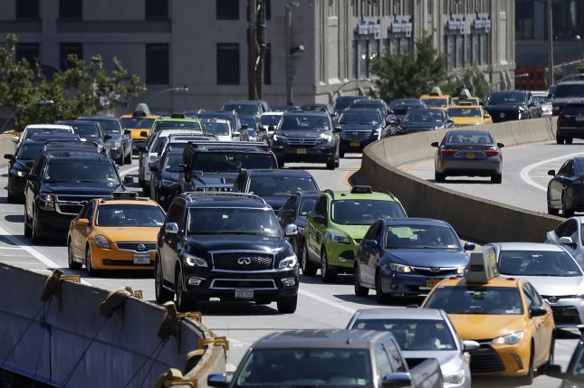 The Trump administration on Tuesday finalized a measure that would reduce the rate of increase of stringency for corporate average fuel economy and CO2 emissions standards for passenger cars and light trucks from 5 percent to 1.5 percent.  Photo by John Angelillo/UPI