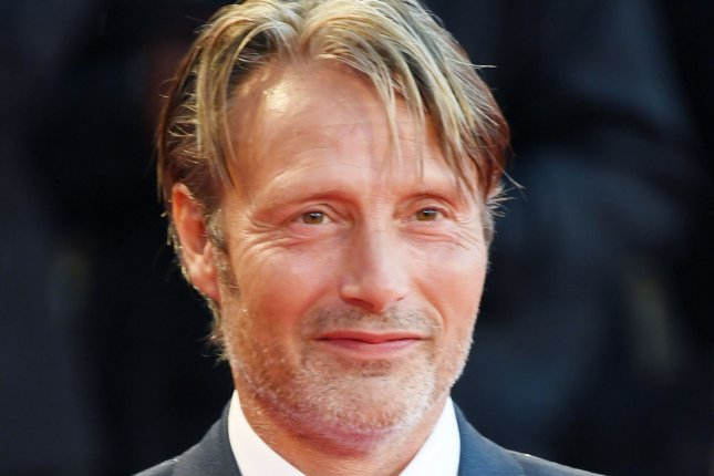 Mads Mikkelsen attends the premiere of At Eternity's Gate in September 2018. Mikkelsen has joined the cast of Indiana Jones 5, which stars Harrison Ford and Phoebe Waller-Bridge. James Mangold is directing. File Photo by Rune Hellestad/UPI