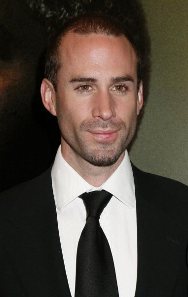 Actor Joseph Fiennes arrives for the premiere of the film Goodbye Bafana on the Champs-Elysees in Paris on March 21, 2007. (UPI Photo/David Silpa)