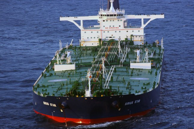 U.S. oil exports are higher, a trend supported by the discount for U.S. oil relatively to other blends. Imports are moving lower. File photo by William S. Stevens/U.S. Navy.