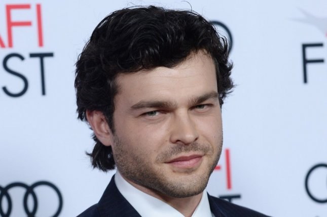 Alden Ehrenreich's Solo: A Star Wars Story is to screen at the Cannes Film Festival in France next month. File Photo by Jim Ruymen/UPI