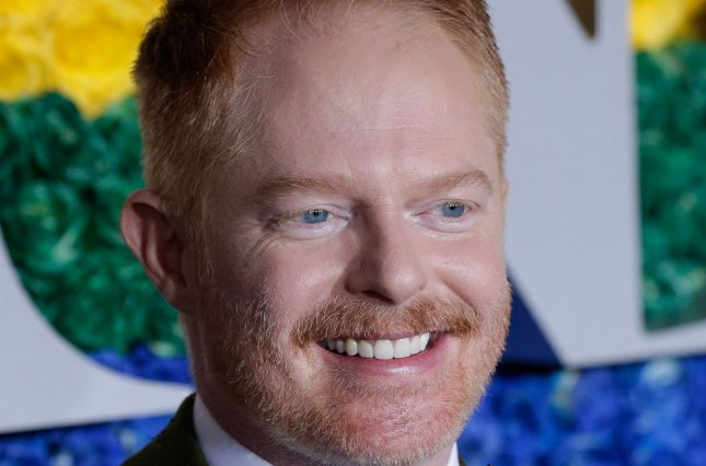 Jesse Tyler Ferguson is set to host a June 1, virtual concert to support New York's Public Theater. File Photo by John Angelillo/UPI