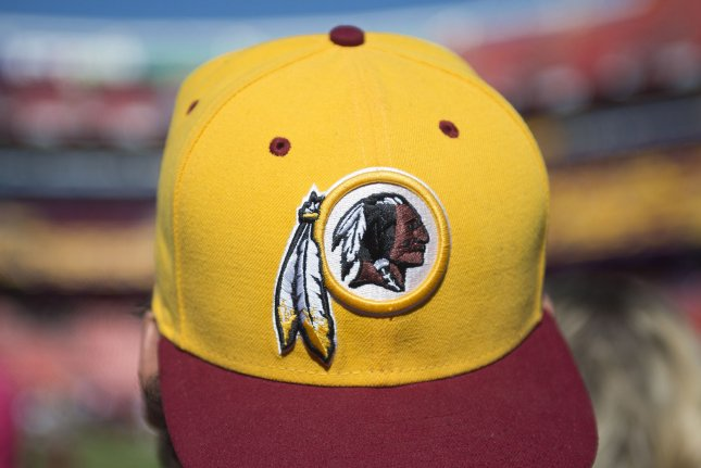 The Washington Redskins have used the nickname since 1971 but said Monday it will be retired. File Photo by Kevin Dietsch/UPI