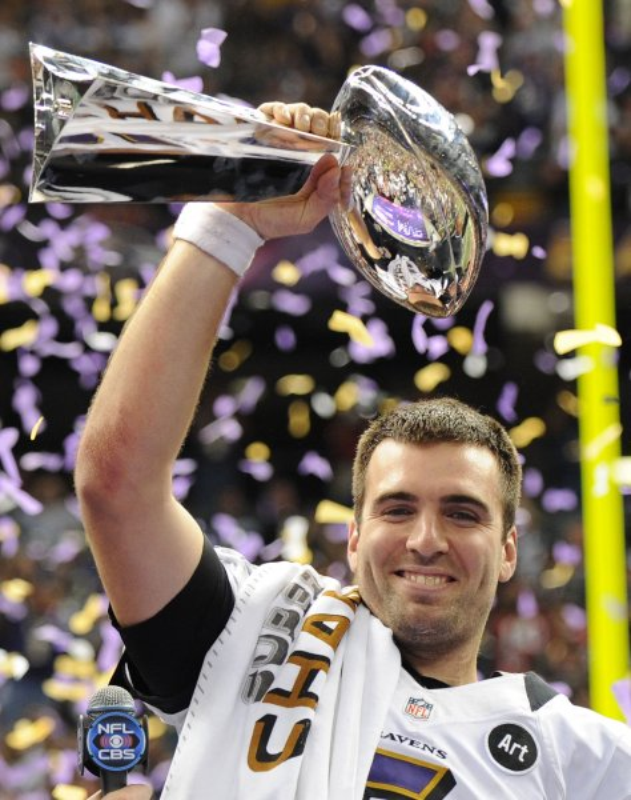 watch 2a82d 33fe2 Super Bowl MVP Joe Flacco to be 'Late Show' guest - UPI.com