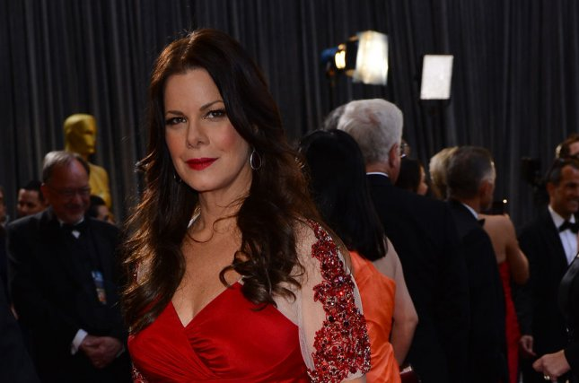 f36ccc090e9f Marcia Gay Harden will play Dr. Grace Trevelyan Grey in  Fifty Shades of  Grey.  UPI Jim Ruymen