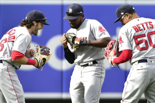 Johnson leads Red Sox past Marlins for 4th straight win