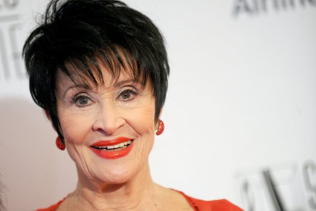 Chita Rivera is to be presented with a Lifetime Achievement Award at the Tony Awards ceremony on June 10. File Photo by Dennis Van Tine/UPI