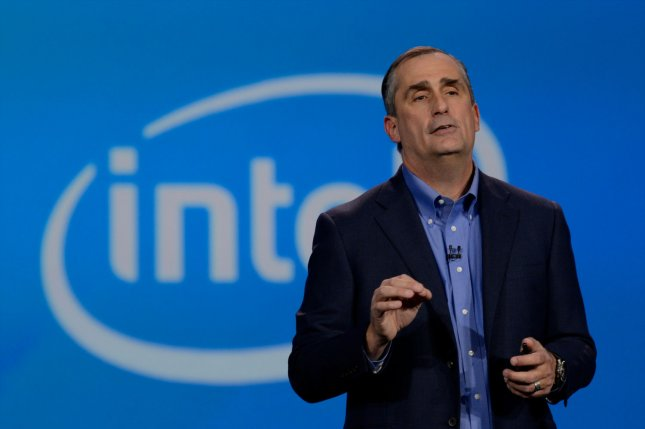 Intel CEO Brian Krzanich resigned Thursday after an internal investigation found an inappropriate relationship with another employee. File Photo by Molly Riley/UPI
