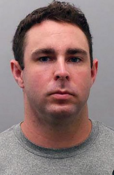 Former Florissant, Mo., police officer Joshua Smith faces two counts of assault and one count of armed criminal action. Photo courtesy of the St. Louis County Justice Center