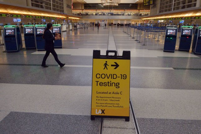 The Federal Aviation Administration announced billions in grants for airports on the condition they maintain 90% of the staff they employed prior to the pandemic. Photo by Jim Ruymen/UPI
