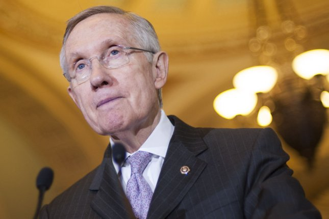 Senate Majority Leader Harry Reid, D-Nev. UPI/Kevin Dietsch