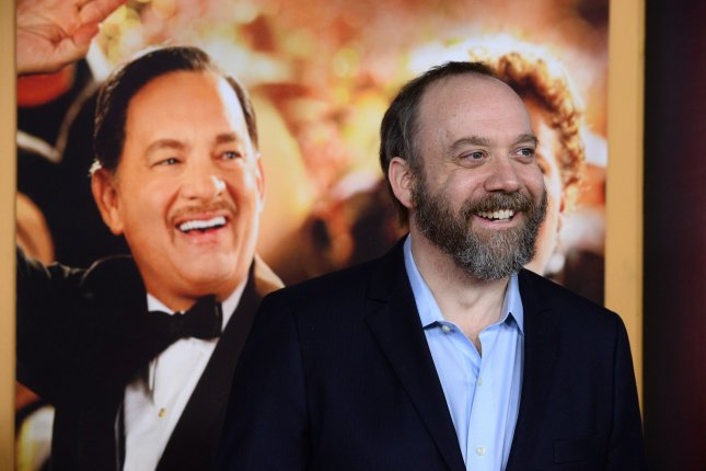 Paul Giamatti attends the premiere of Saving Mr. Banks at Walt Disney Studios in Burbank, Calif., on December 9, 2013. The actor turns 51 on June 6. File Photo by Jim Ruymen/UPI