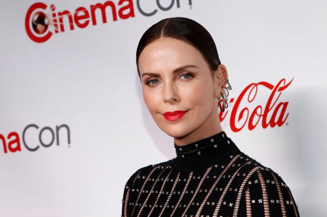 Charlize Theron says she is not in a feud with Angelina Jolie. File Photo by James Atoa/UPI