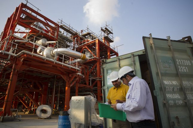 Iran says it has the gas resources available to allay European energy security concerns. UPI/Maryam Rahmanian