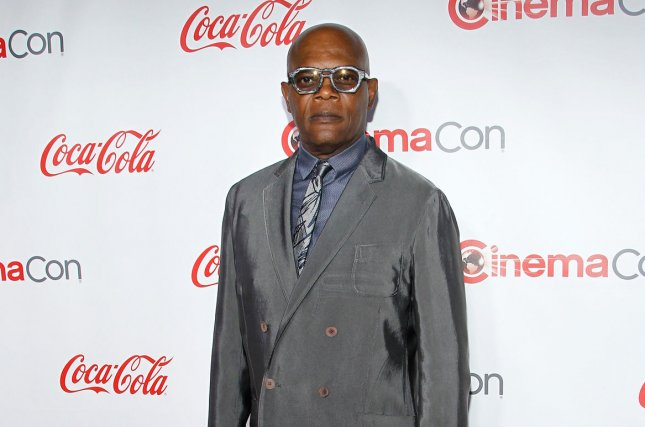 Samuel L. Jackson stars in the newest trailer for Glass alongside James McAvoy and Bruce Willis. File Photo by James Atoa/UPI
