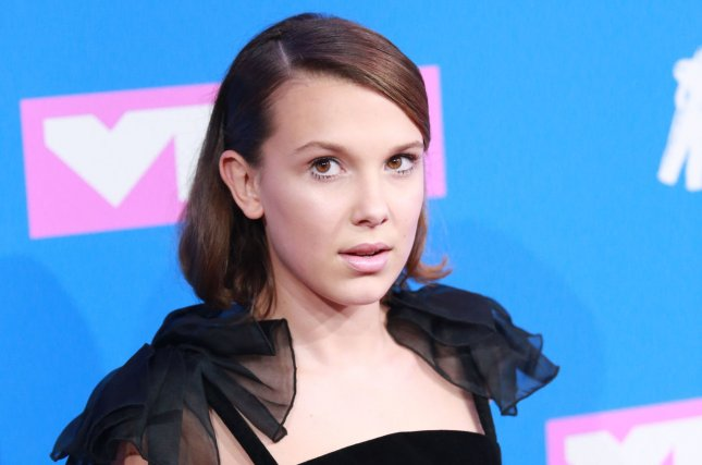 Millie Bobby Brown spent the most magical day with Bindi Irwin and Robert Irwin in Australia. File Photo by Serena Xu-Ning/UPI