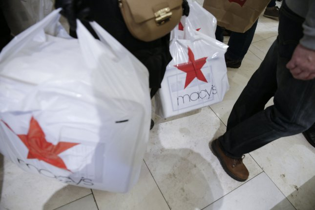 Nearly 200 Macy's and Bloomingdale's locations have opened in full format since states began loosening restrictions this month, and another 80 will reopen over the Memorial Day weekend. File Photo by John Angelillo/UPI