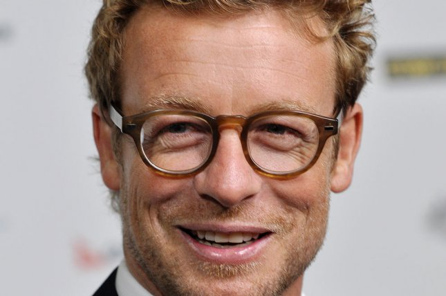 Actor Simon Baker arrives at the 2014 G'Day USA Los Angeles Black Tie Gala in Los Angeles, California. (File/UPI/Christine Chew)