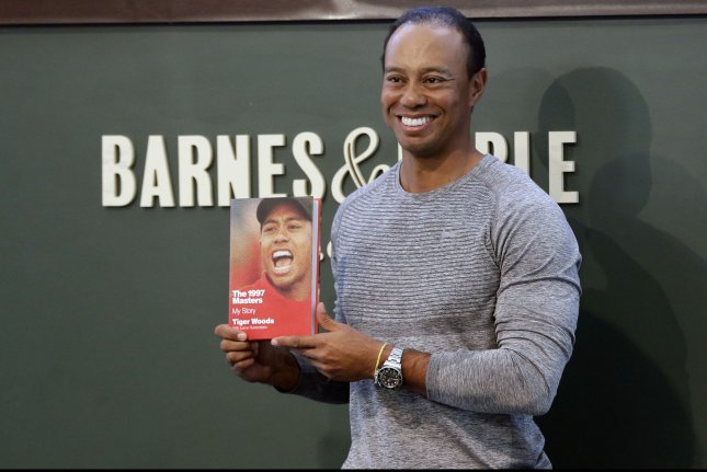 Tiger Woods officially out for the Masters Tournament