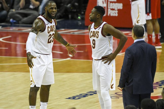JR Smith Dismisses Claim Cavaliers Tanked to Avoid Wizards in Playoffs