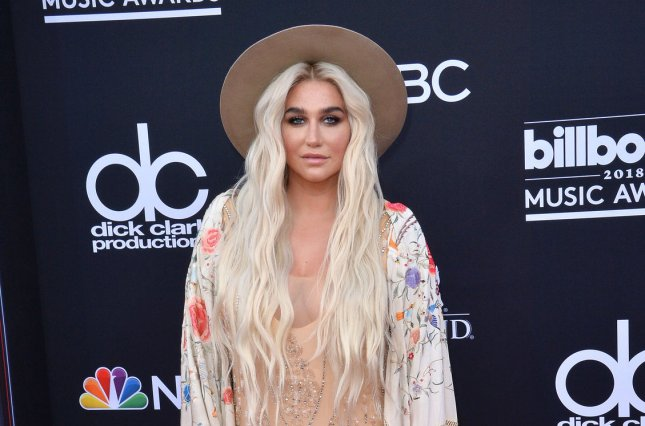 Kesha will be performing at the 2019 LoveLoud Festival alongside Tegan and Sara. Dan Reynolds of Imagine Dragons runs the event. File Photo by Jim Ruymen/UPI