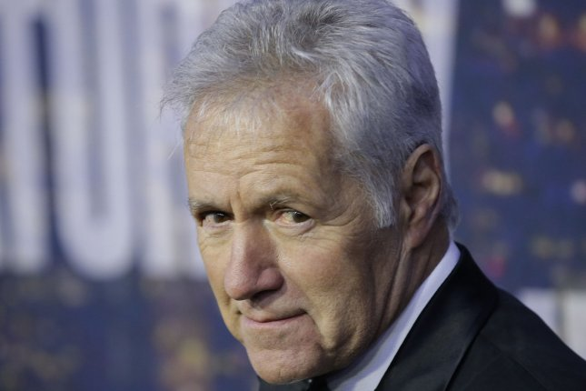 Alex Trebek gave an update on his health after being diagnosed with stage 4 pancreatic cancer. File Photo by John Angelillo/UPI