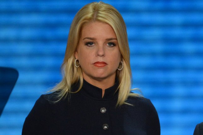Florida Attorney General Pam Bondi at the 2012 Republican National Convention. UPI/Kevin Dietsch