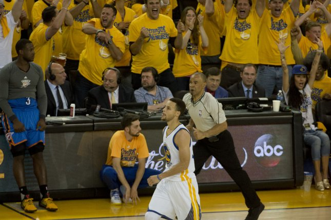 Pricey ticket: Game 7 courtside seats selling for $49,500 - apiece - UPI.com