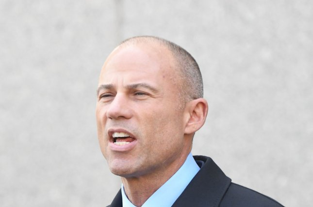 Michael Avenatti, the attorney for adult film actress Stormy Daniels who is suing President Donald Trump, was arrested on suspicion of domestic violence, the Los Angeles Police Department said Wednesday. File Photo by Louis Lanzano/UPI