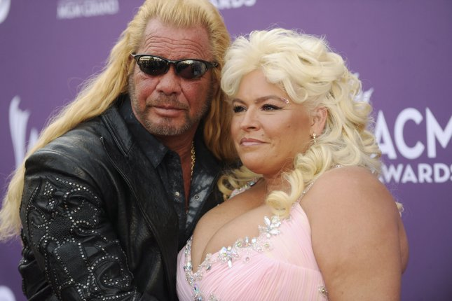 Duane Dog Chapman (L) and Beth Chapman will star in the WGN America show Dog Most Wanted. File Photo by David Becker/UPI