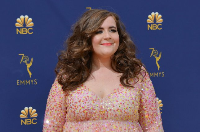 Aidy Bryant plays Annie Easton in the Hulu series Shrill. File Photo by Christine Chew/UPI